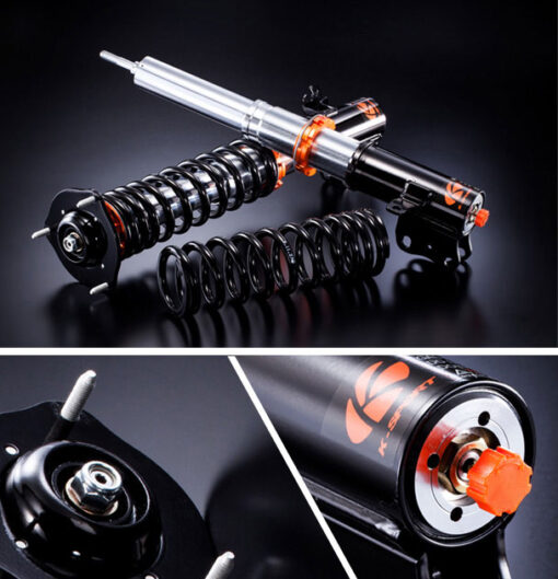 Kit Suspensión K-Sport Racing - Dodge Stealth (2WD) (92~99) D-DO-04 - RALLY TIERRA Y NIEVE